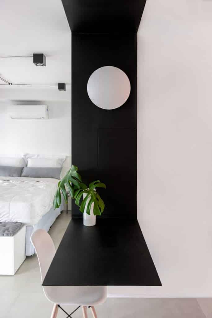unnamed 3 1 684x1024 - O apartamento de 46m² teve como meta a otimização dos espaços