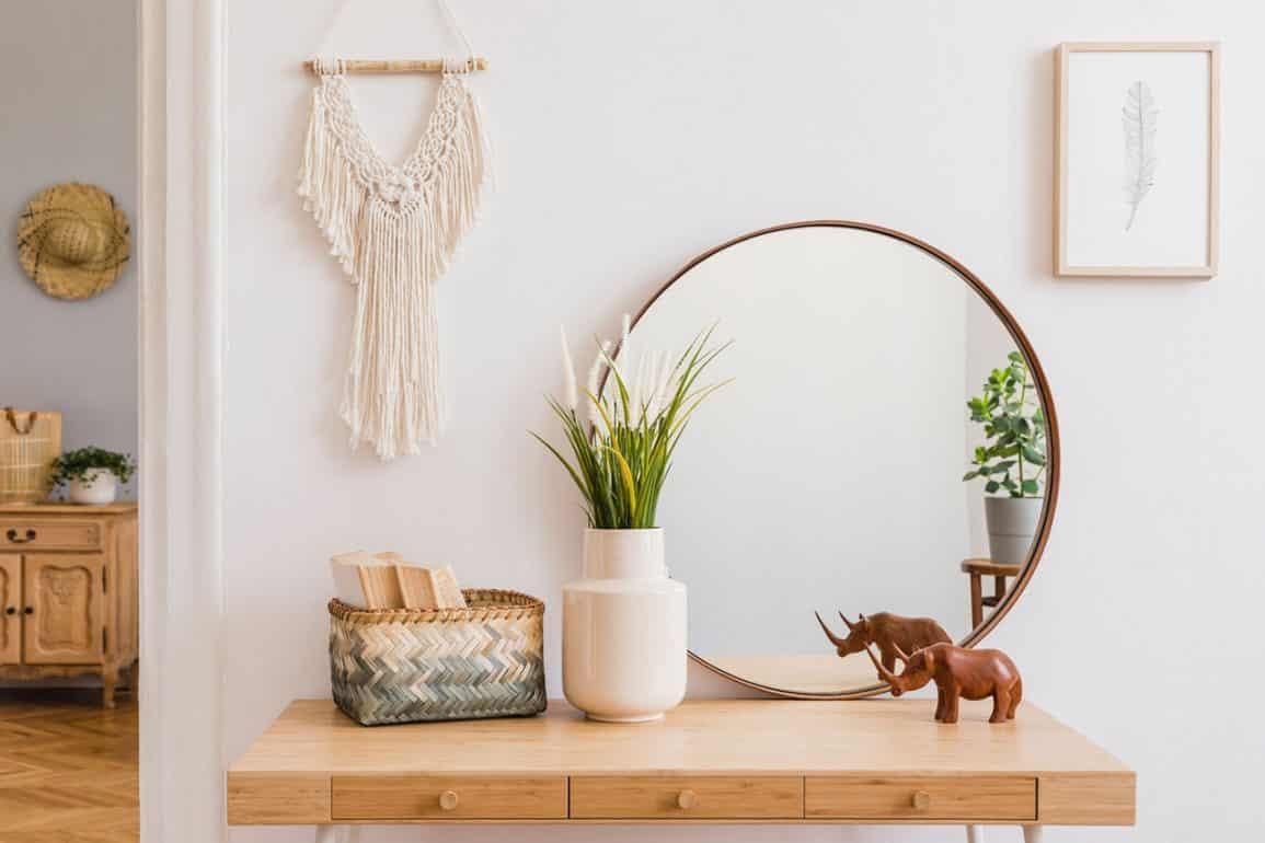 3 Decoracao com espelho Followtheflow 1155x770 - Espelho na decoração: arquiteta ensina como incluir e valorizar