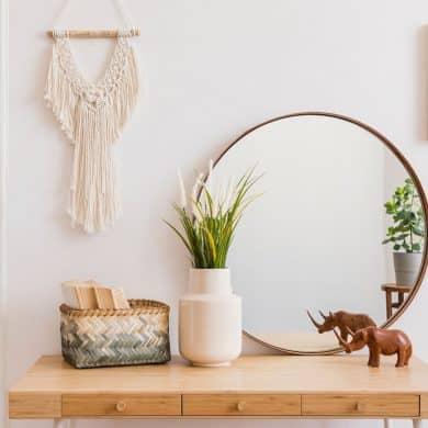 3 Decoracao com espelho Followtheflow 390x390 - Garagem Design