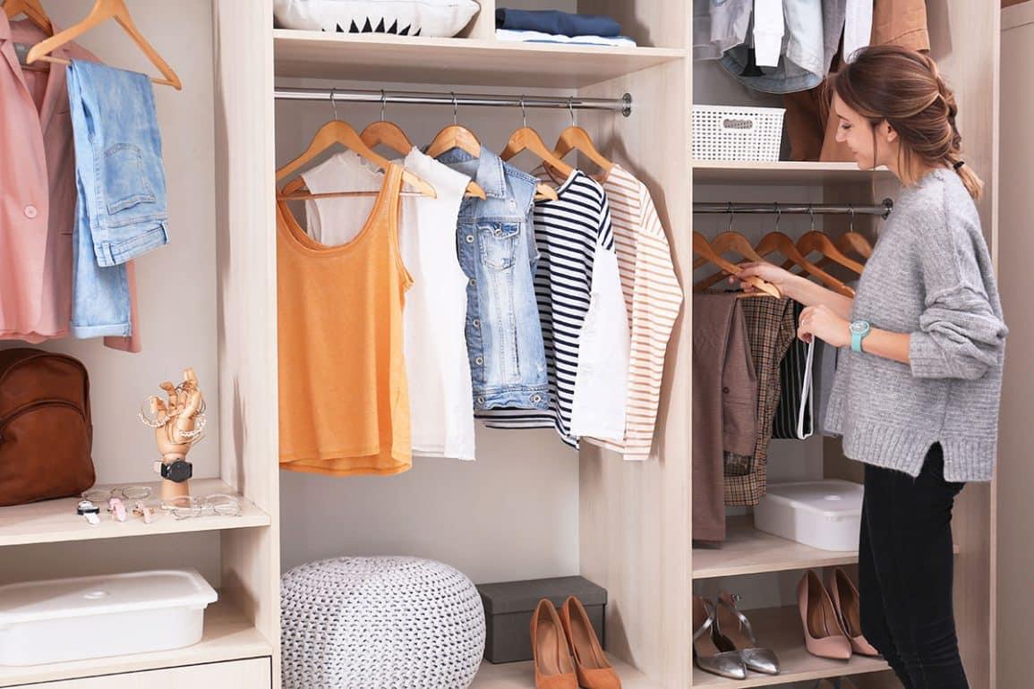 1 Closet New Africa Shutterstock.com  1 1155x770 - Closet funcional: já pensou em ter um? Anote as dicas