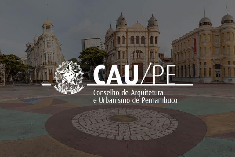 1 Marca CAU PE 770x513 - Curso de Arquitetura e Urbanismo: tudo o que você precisa saber!