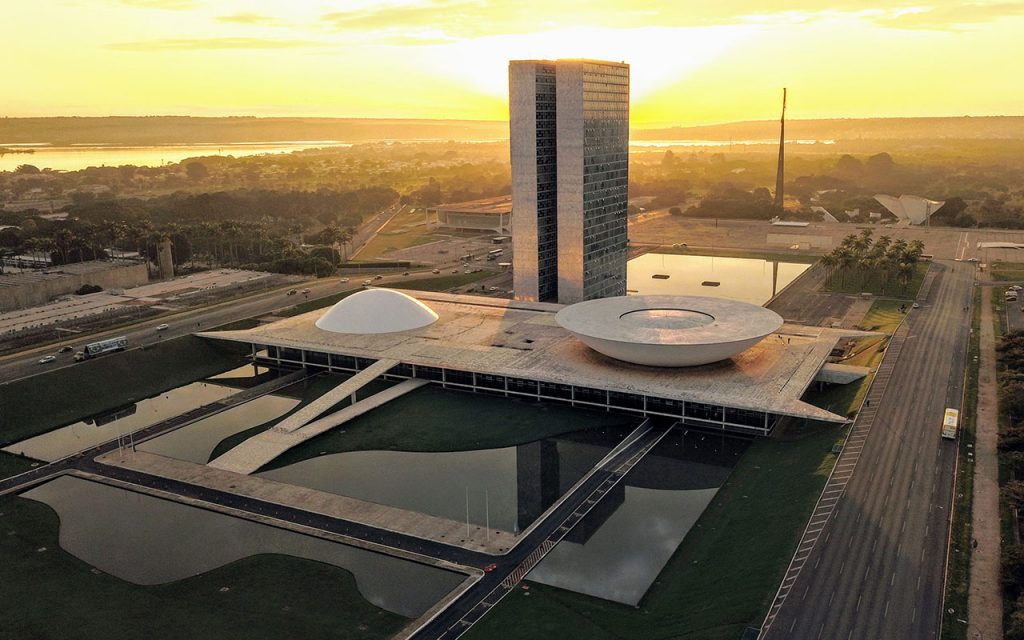 Brasilia 061 Filmes Shutterstock.com  1024x640 - Construções diferenciadas: confira as obras espalhadas pelo mundo