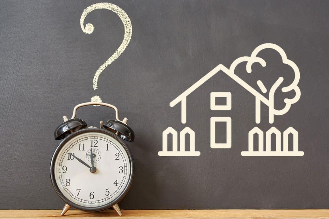 3 36 minutos Alrandir Shutterstock.com 1155x770 - 36 minutos ! Pesquisa mostra o nível de interesse dos brasileiros pelas suas casas