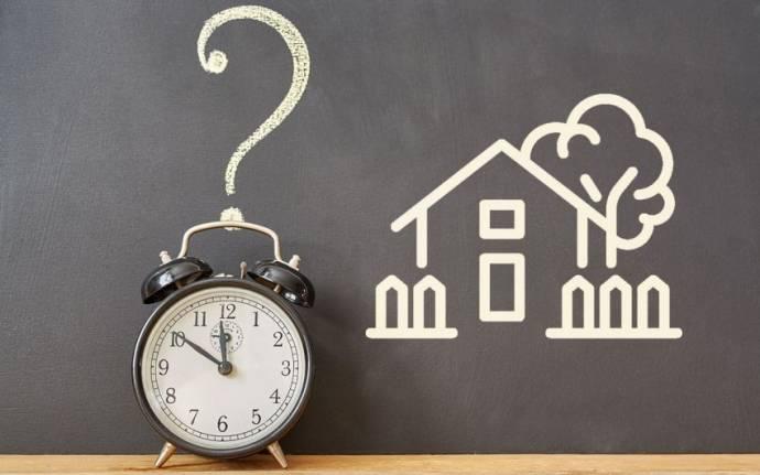 3 36 minutos Alrandir Shutterstock.com - 36 minutos ! Pesquisa mostra o nível de interesse dos brasileiros pelas suas casas