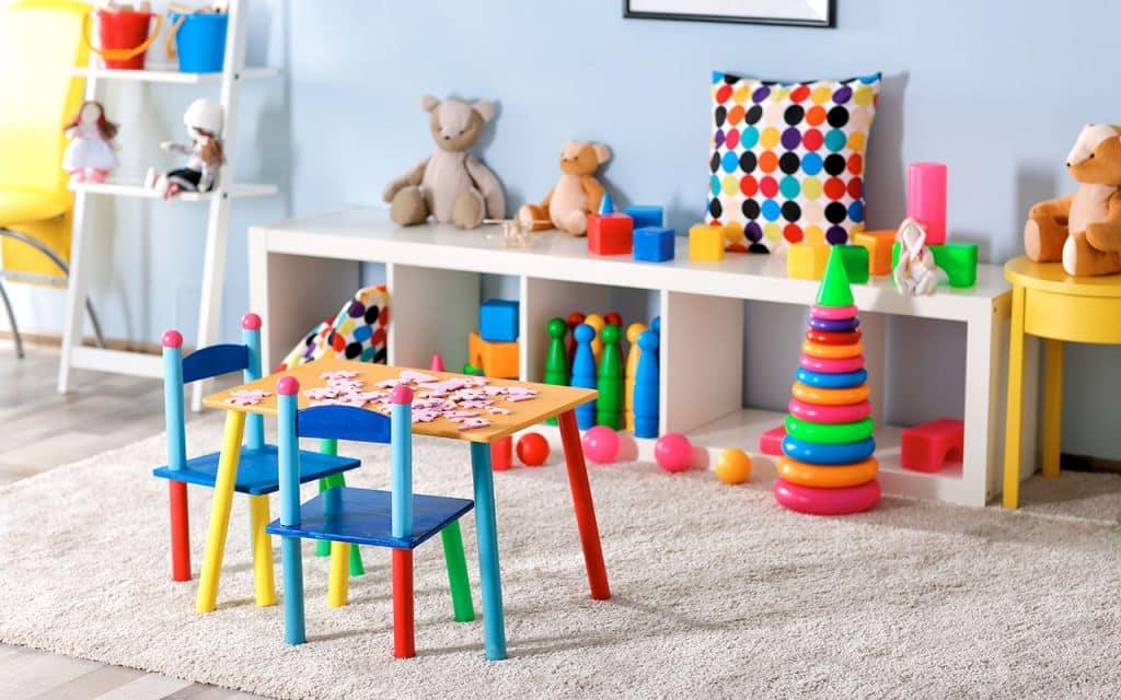 3 Brinquedoteca Africa Studio Shutterstock 1024x640 - Um refúgio em casa? Confira alguns modelos para se inspirar