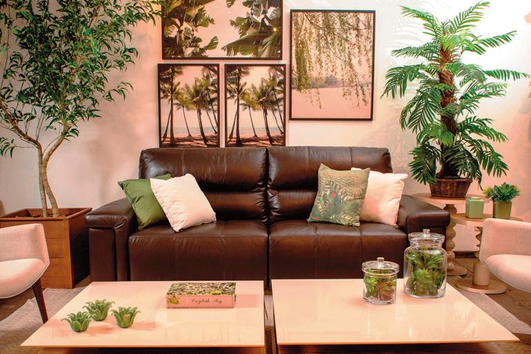 Cecilia Dale Urban Jungle 3 770x513 - Urban Jungle: o verde da floresta dentro de casa