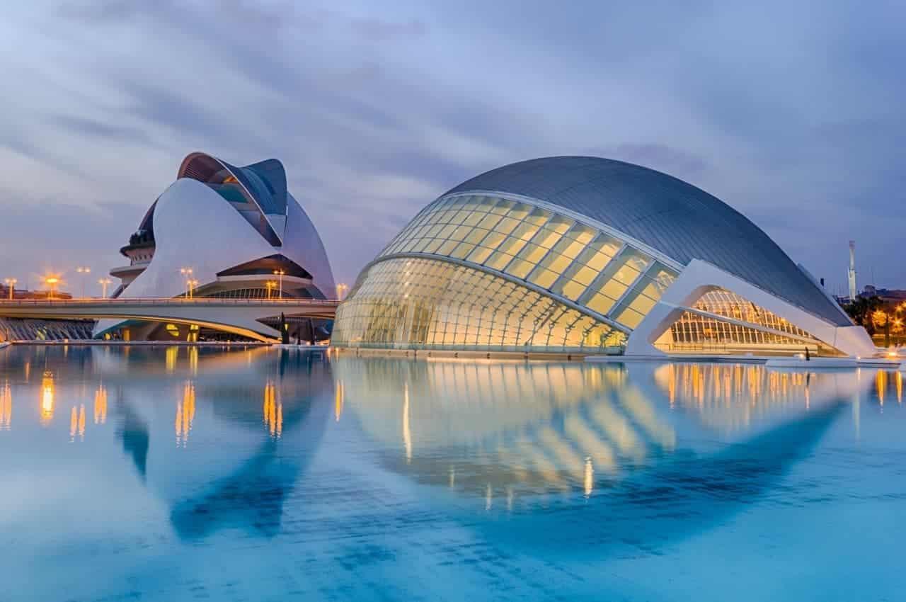 Valencia Espanha - Arquitetura e Urbanismo: detalhes da profissão do arquiteto e urbanista