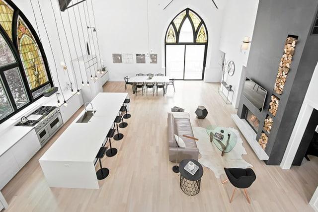 revistaSIM Lugares Inusitados Catedral Abandonada Interior Credito Lincthelen.com  - Lugares inusitados revelam o melhor da arquitetura