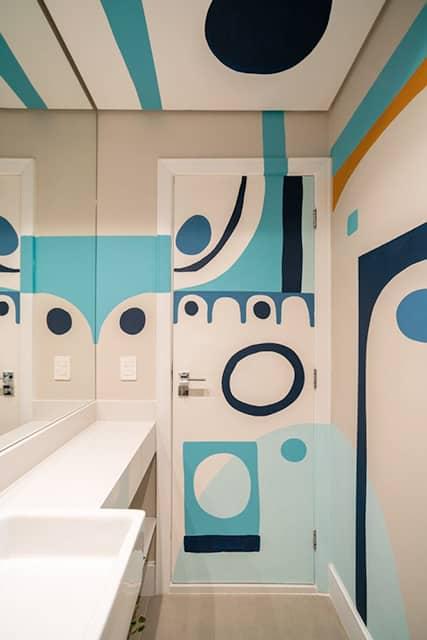 revistaSIM Arquitetura Apartamento Kim por Cota Arquitetura 9 - Confira um projeto de apartamento cheio de estilo e modernidade