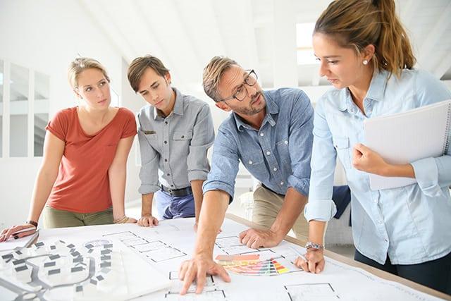 revistaSIM Gerenciamento de projetos Analises Credito goodluz Shutterstock.com  - Conhece o Gerenciamento de Projetos para arquitetura?