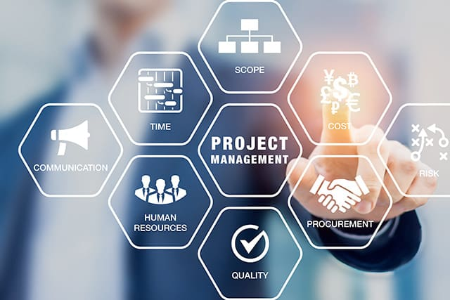 revistaSIM Gerenciamento de projetos Plataforma organizacional digital Credito NicoElNino Shutterstock.com  - Conhece o Gerenciamento de Projetos para arquitetura?