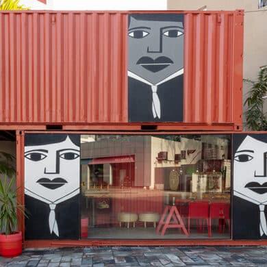 revistaSIM Arquitetura CasaCor 2020 Luiza Nogueira Coworking Entra Apulso Destaque Credito PH Nunes 390x390 - Organização da casa: Veja 8 livros inspiradores