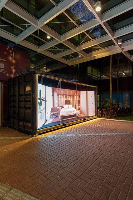 revistaSIM Arquitetura CasaCor 2020 Zirpoli Arquitetura Summer Beach Residence 3 Credito PH Nunes - Tecnologia é utilizada para apresentar a nova forma de morar