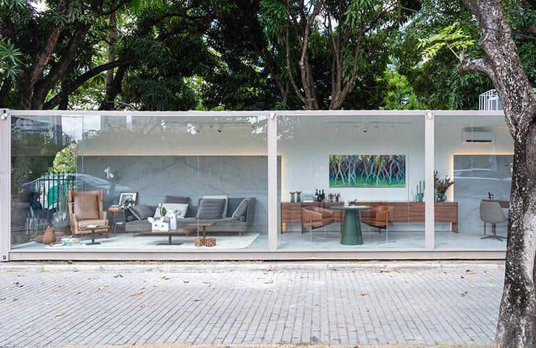 revistaSIM Arquitetura CasaCor 2020 Romero Duarte Home Office Destaque Credito PH Nunes 770x500 - Home Office de Romero Duarte aposta em ressignificar a casa