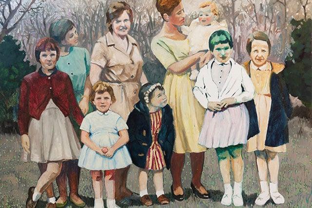 revistaSIM Arte Exposicao Ploeg e outras narrativas Babyboomers minhas irmas e minhas primas 2017 - Roberto Ploeg com nova exposição de arte