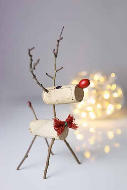 revistaSIM Decoracao Decoracao artesanal de Natal 1 Credito stribrnej79 - Anote as dicas para elaborar uma bonita decoração de Natal