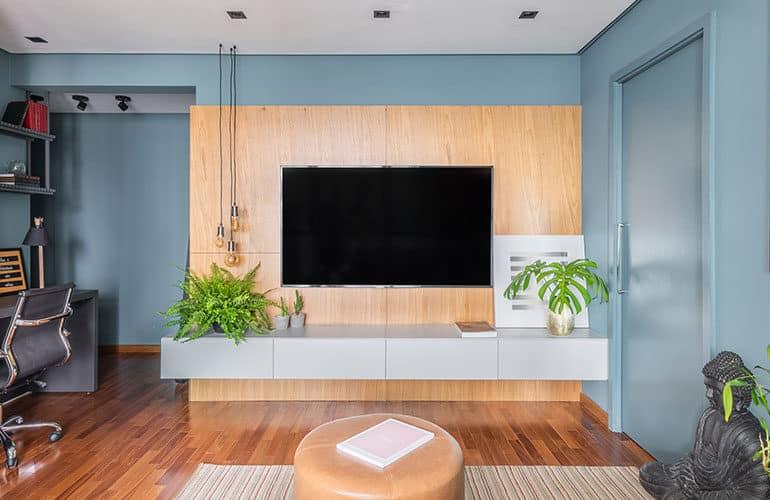 revistaSIM Arquitetura Apartamento de 40m DESTAQUE Credito Guilherme Pucci 770x500 - Apartamento de 40m² chama a atenção pelas soluções utilizadas