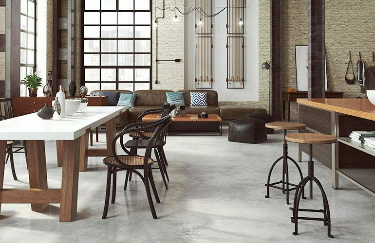 revistaSIM Arquitetura As tendencias para 2021 DESTAQUE Credito Waclaw EPI Shutterstock 770x500 - O ambiente de 85m² faz uso de décor elegante com foco na integração
