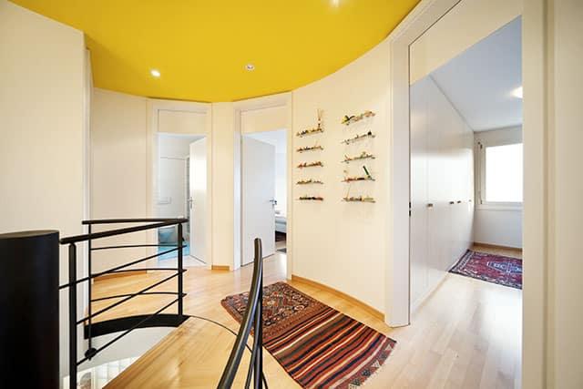 revistaSIM Arquitetura As tendencias para 2021 Tetos coloridos 2 Credito alexandre zveiger Shutterstock - Vem conferir as tendências de decoração e arquitetura de 2021