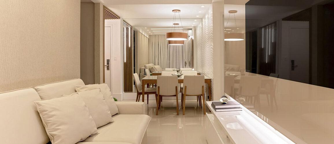 revistaSIM Arquitetura Apartamento 65 m2 DESTAQUE 1155x500 - Confira o apartamento de 65m² que fez uso da funcionalidade
