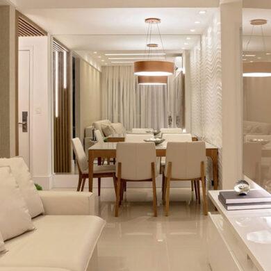 revistaSIM Arquitetura Apartamento 65 m2 DESTAQUE 390x390 - Confira o apartamento de 65m² que fez uso da funcionalidade