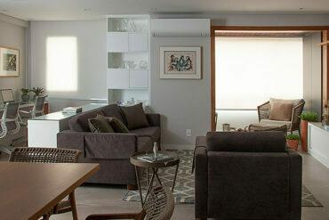 revistaSIM Arquitetura Apt 85m2 DESTAQUE Credito Luis Gomes 1 370x247 - Projeto de apartamento de 85 m² aposta em soluções criativas
