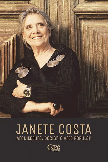 revistaSIM Arquitetura Livro Janete Costa Janete Costa - Conheça o novo livro sobre a arquiteta Janete Costa