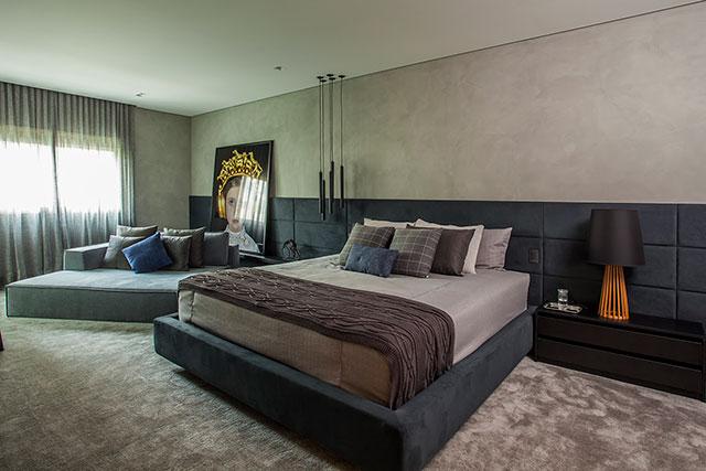 revistaSIM Arquitetura Quarto de hotel em casa Quarto escuro Credito Eduardo Pozella - 10 dicas para montar um quarto de hotel na sua casa