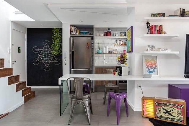 revistaSIM Decoracao Cadeiras de design em casa Cadeiras Iron Credito JP Image - Saiba como utilizar cadeiras de design na decoração da sua casa