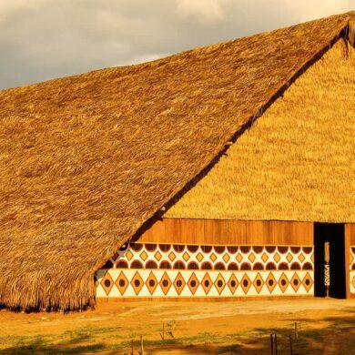 revistaSIM Arquitetura Indigena Destaque Credito Julio Duarte Shutterstock.com  390x390 - Confira as dicas de projetos de banheiros para você não errar