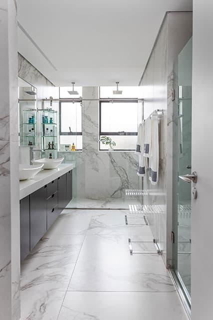 revistaSIM Arquitetura Banheiros Com ar de spa Credito JP Image - Confira as dicas de projetos de banheiros para você não errar