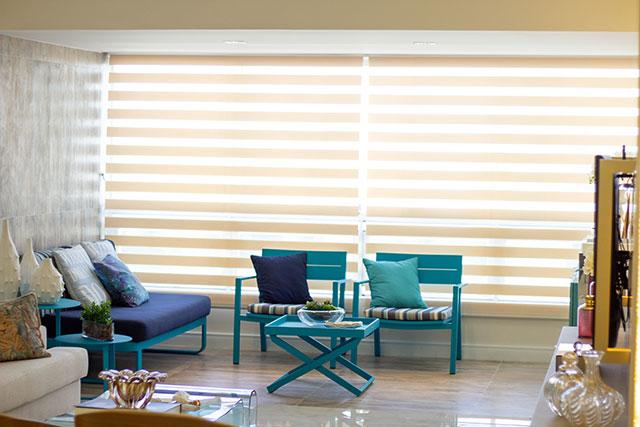 revistaSIM Decoracao Uso de cortinas Sala de estar - Saiba tudo sobre o uso das cortinas para sua casa