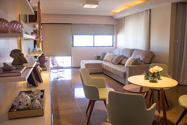 revistaSIM Decoracao Uso de cortinas Sala de estar Cortina fechada 1 - Saiba tudo sobre o uso das cortinas para sua casa