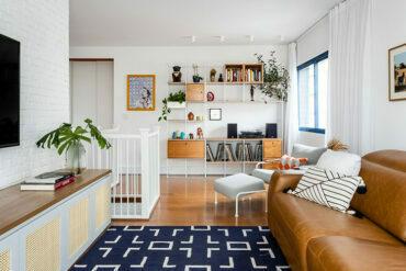 revistaSIM Arquitetura Projeto Duplex SP Studio DESTAQUE 2 Foto Nathalie Artaxo 370x247 - Um apartamento de 175m² ganhou espaços diferenciados