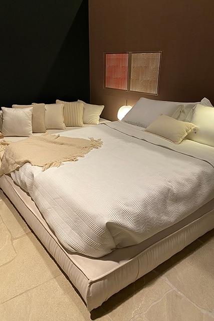 cama estofada 01 - Confira as tendências da CASACOR SP 2021