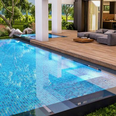 revistasim piscinas foto korisbo 390x390 - Piscina em casa? Saiba tudo sobre esse espaço